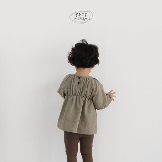 IKII - Korean Children Fashion - #Kfashion4kids - Viola Blouse - 5