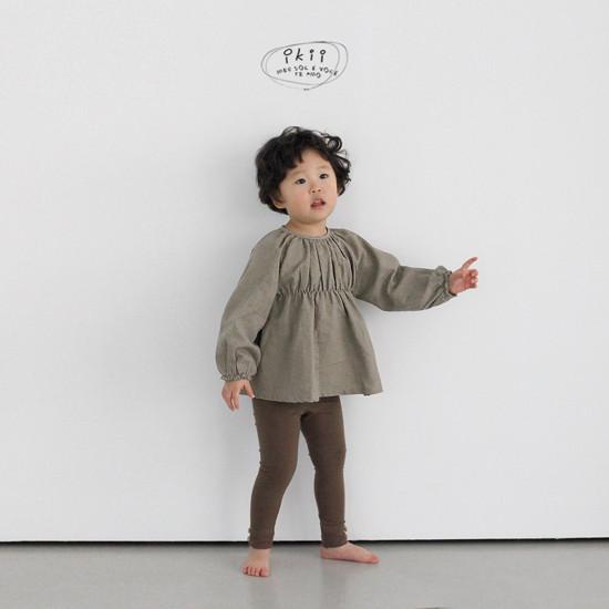 IKII - Korean Children Fashion - #Kfashion4kids - Viola Blouse - 7