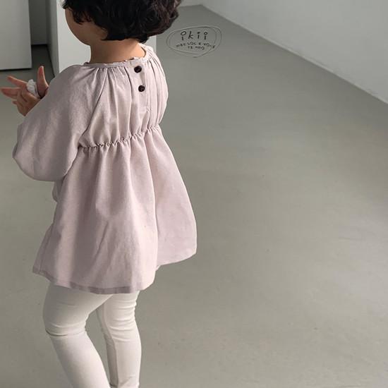 IKII - Korean Children Fashion - #Kfashion4kids - Viola Blouse - 8