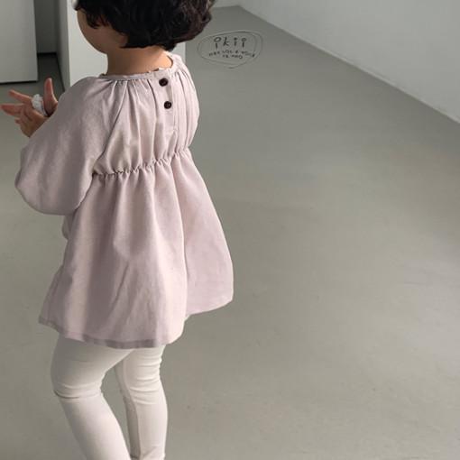 IKII - BRAND - Korean Children Fashion - #Kfashion4kids - Viola Blouse