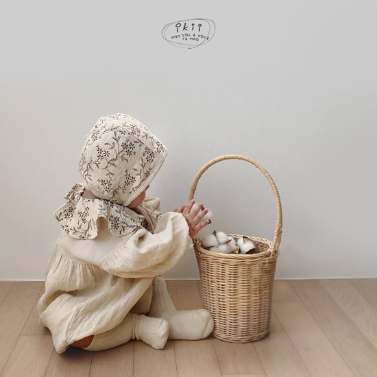 IKII - Korean Children Fashion - #Kfashion4kids - Piory Romper with Hat - 4
