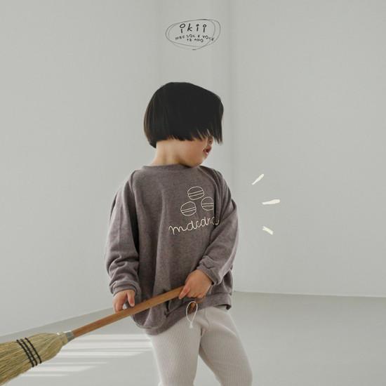 IKII - Korean Children Fashion - #Kfashion4kids - Macaron MTM - 10