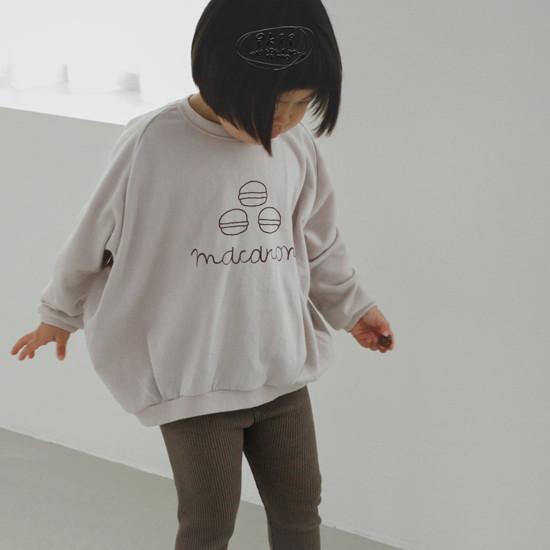 IKII - Korean Children Fashion - #Kfashion4kids - Macaron MTM - 4