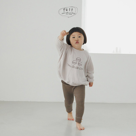 IKII - Korean Children Fashion - #Kfashion4kids - Macaron MTM - 5