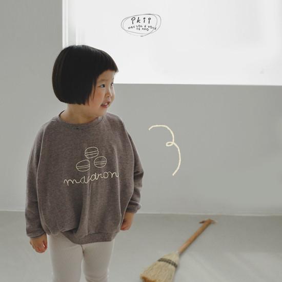 IKII - Korean Children Fashion - #Kfashion4kids - Macaron MTM - 6
