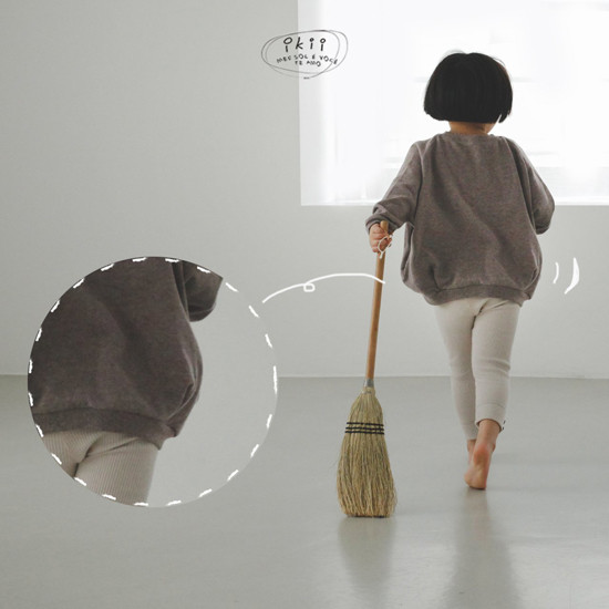 IKII - Korean Children Fashion - #Kfashion4kids - Macaron MTM - 7