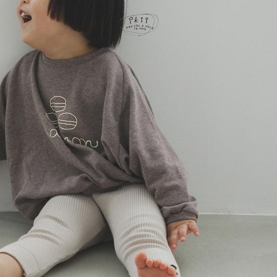 IKII - Korean Children Fashion - #Kfashion4kids - Macaron MTM - 8