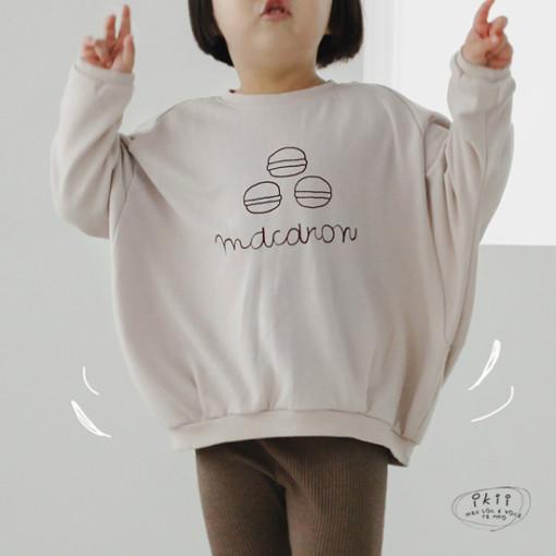 IKII - BRAND - Korean Children Fashion - #Kfashion4kids - Macaron MTM