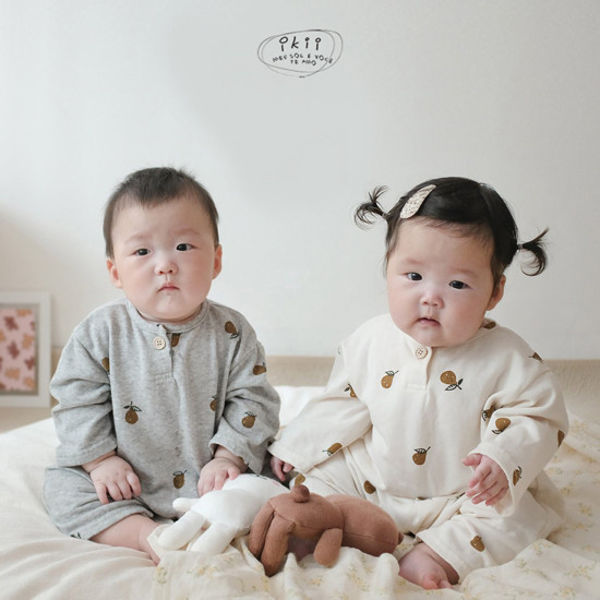 IKII - Korean Children Fashion - #Kfashion4kids - Pera Bebe Bodysuit - 4