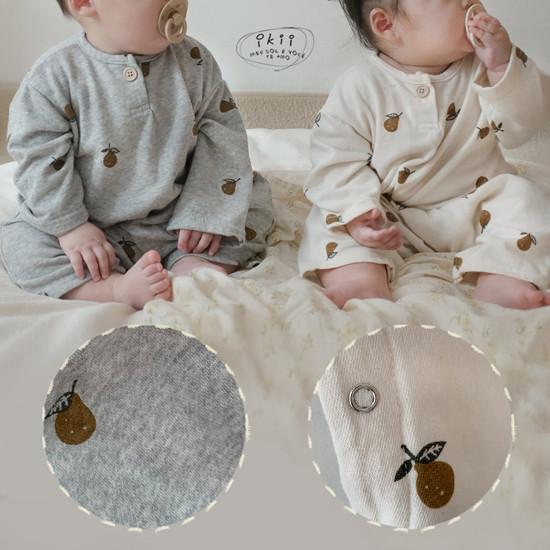 IKII - Korean Children Fashion - #Kfashion4kids - Pera Bebe Bodysuit - 7