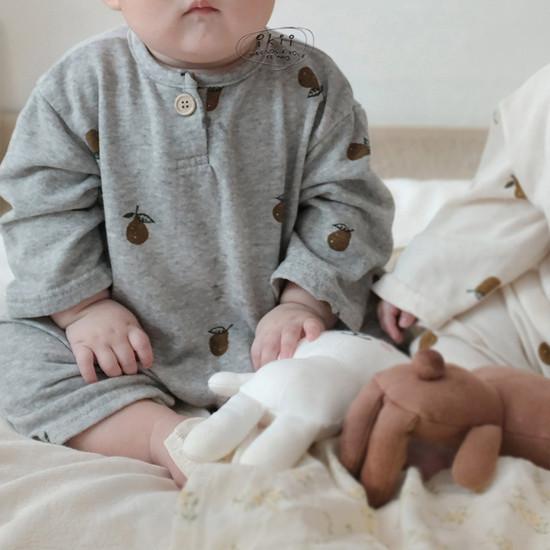 IKII - Korean Children Fashion - #Kfashion4kids - Pera Bebe Bodysuit - 8