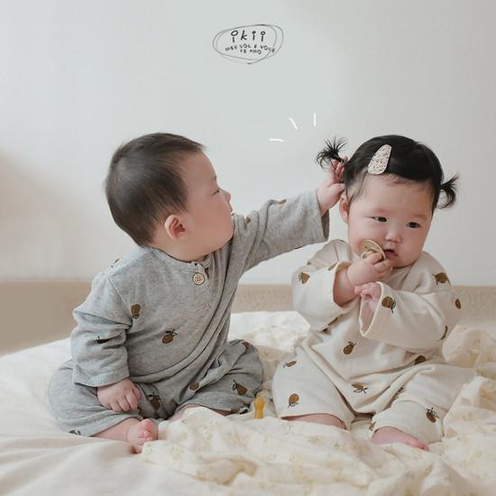 IKII - Korean Children Fashion - #Kfashion4kids - Pera Bebe Bodysuit - 9