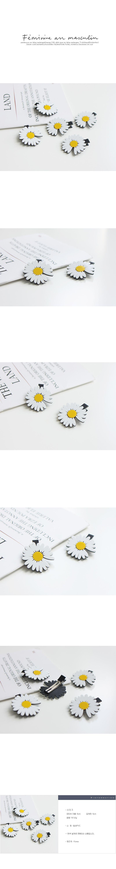 JIREH BOW - Korean Children Fashion - #Kfashion4kids - Daisy Hairpin