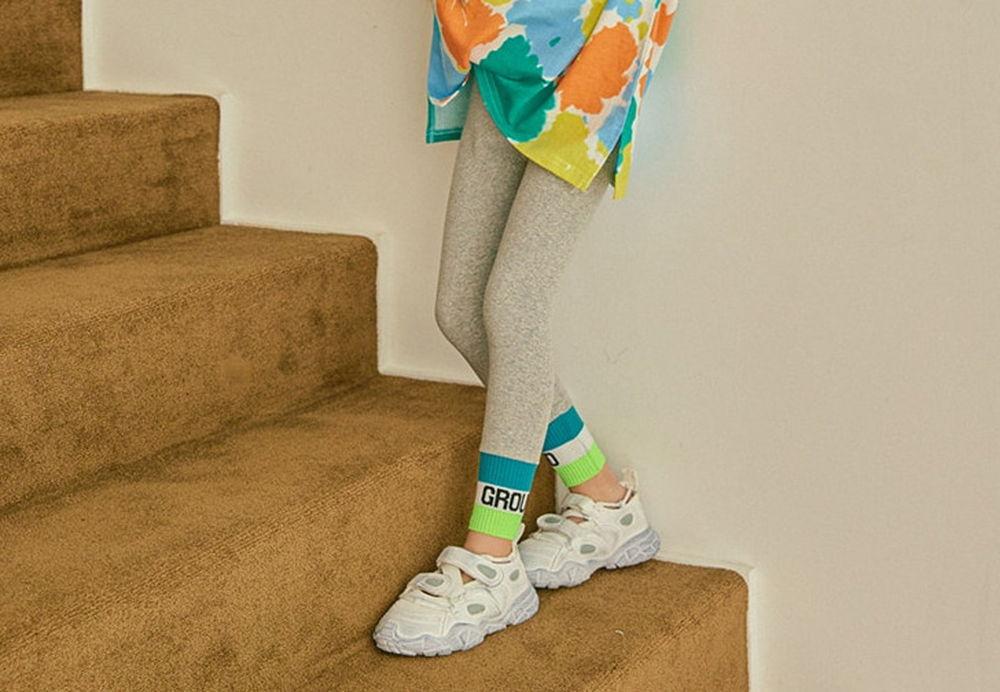 LILAS - Korean Children Fashion - #Kfashion4kids - Ground Banding Leggings