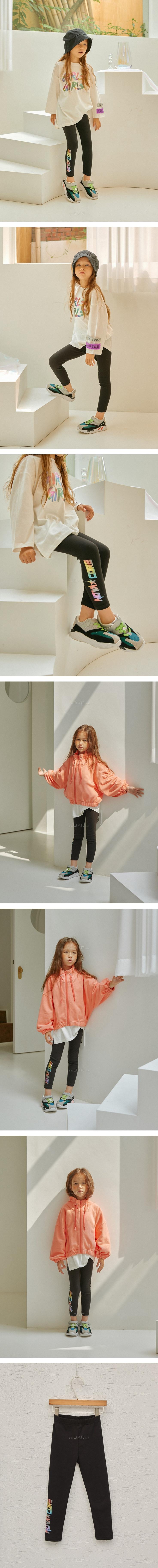 LILAS - Korean Children Fashion - #Kfashion4kids - Nova Leggings - 2