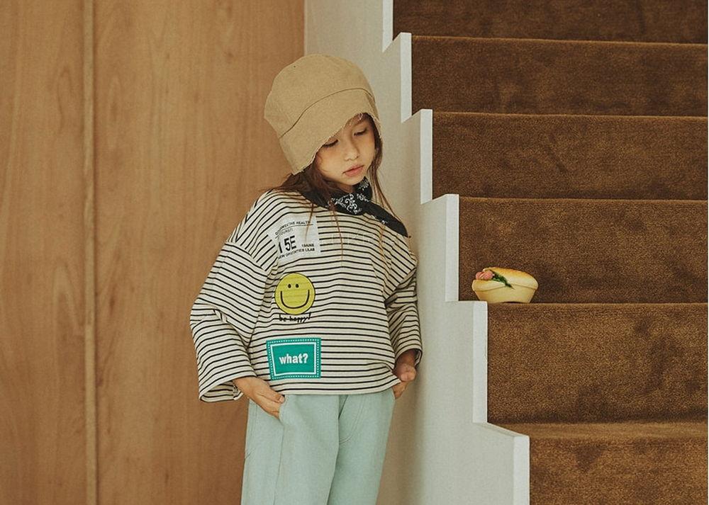 LILAS - Korean Children Fashion - #Kfashion4kids - Layered Crop Tee