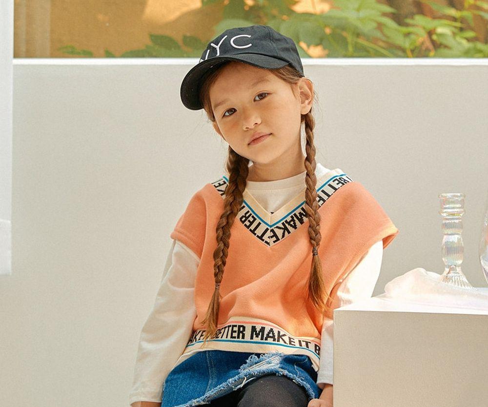 LILAS - Korean Children Fashion - #Kfashion4kids - Make It Vest