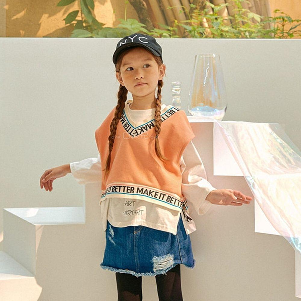 LILAS - BRAND - Korean Children Fashion - #Kfashion4kids - Make It Vest