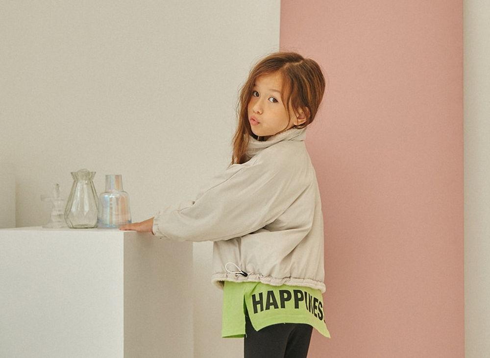 LILAS - Korean Children Fashion - #Kfashion4kids - Dumble Reversible Jumper
