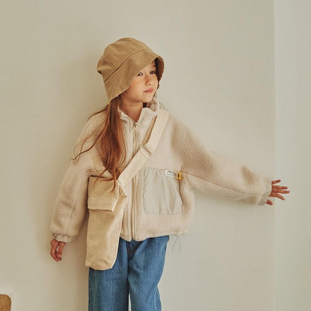 LILAS - BRAND - Korean Children Fashion - #Kfashion4kids - Dumble Reversible Jumper