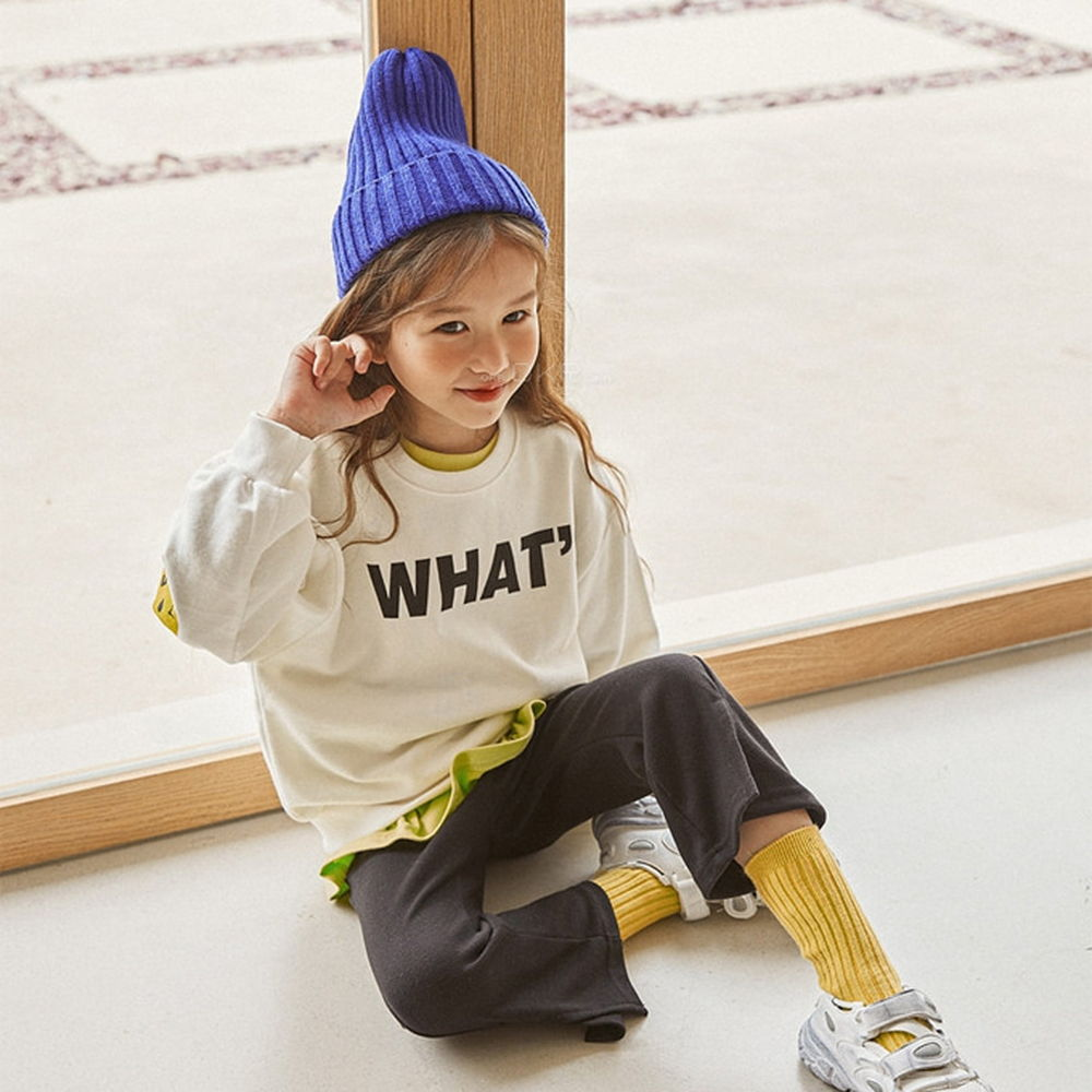 LILAS - BRAND - Korean Children Fashion - #Kfashion4kids - Heart MTM