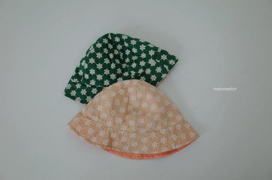 MELONSWITCH - Korean Children Fashion - #Kfashion4kids - Cos Bucket Hat