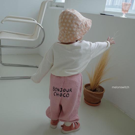 MELONSWITCH - Korean Children Fashion - #Kfashion4kids - Choco Balloon Pants - 7