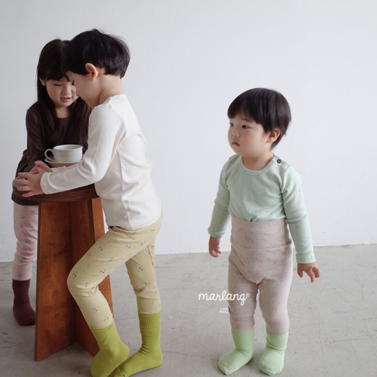 MELONSWITCH - Korean Children Fashion - #Kfashion4kids - Romantic Easywear - 5