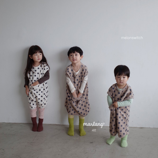 MELONSWITCH - Korean Children Fashion - #Kfashion4kids - Romantic Easywear - 8