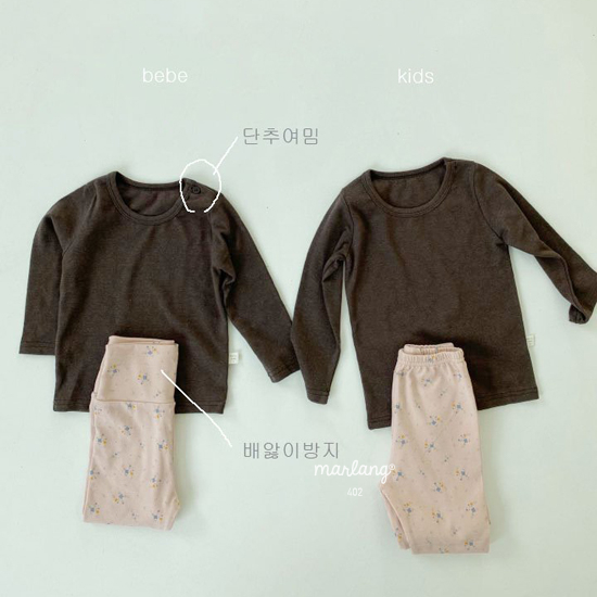 MELONSWITCH - Korean Children Fashion - #Kfashion4kids - Romantic Easywear - 9