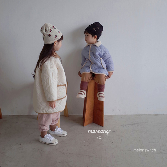 MELONSWITCH - Korean Children Fashion - #Kfashion4kids - Cherry Knit Hat