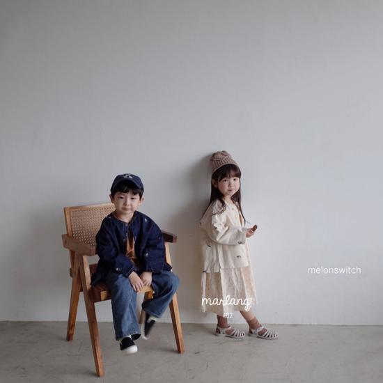 MELONSWITCH - Korean Children Fashion - #Kfashion4kids - Cherry Knit Hat - 11