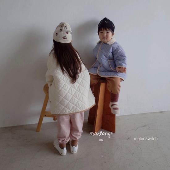MELONSWITCH - Korean Children Fashion - #Kfashion4kids - Cherry Knit Hat - 4