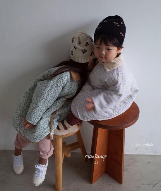 MELONSWITCH - Korean Children Fashion - #Kfashion4kids - Cherry Knit Hat - 6