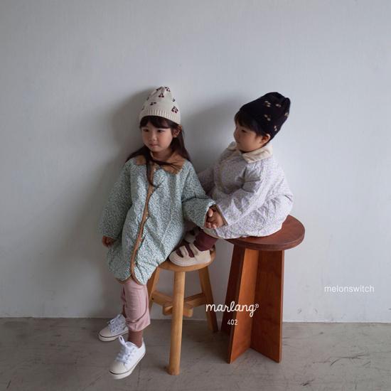 MELONSWITCH - Korean Children Fashion - #Kfashion4kids - Cherry Knit Hat - 7