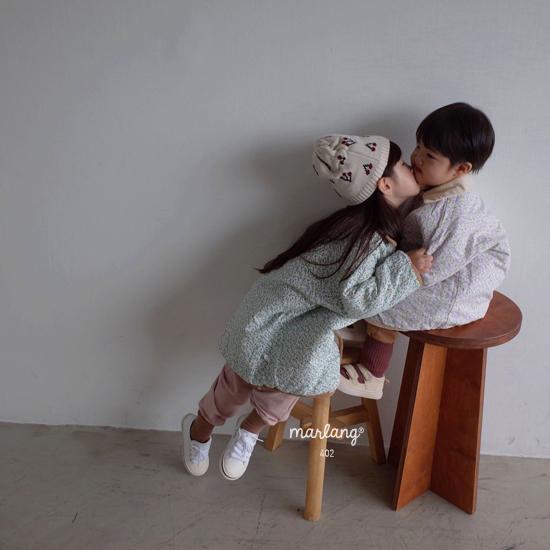 MELONSWITCH - Korean Children Fashion - #Kfashion4kids - Cherry Knit Hat - 8