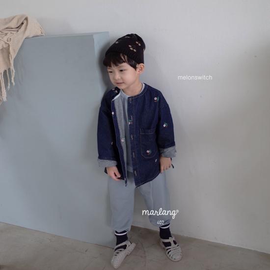 MELONSWITCH - Korean Children Fashion - #Kfashion4kids - Cherry Knit Hat - 9