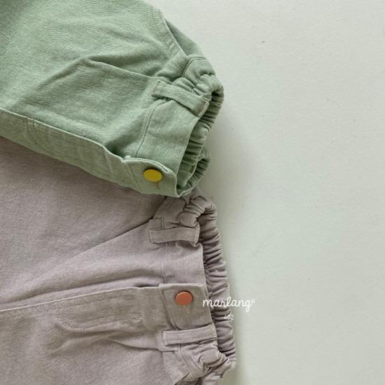 MELONSWITCH - Korean Children Fashion - #Kfashion4kids - Candy Span Pants - 3