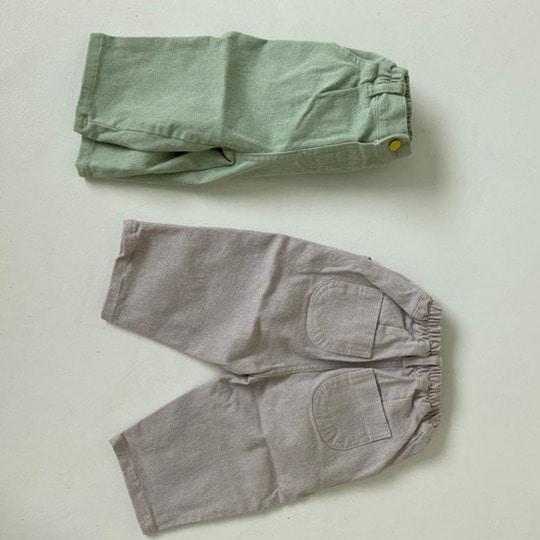 MELONSWITCH - BRAND - Korean Children Fashion - #Kfashion4kids - Candy Span Pants