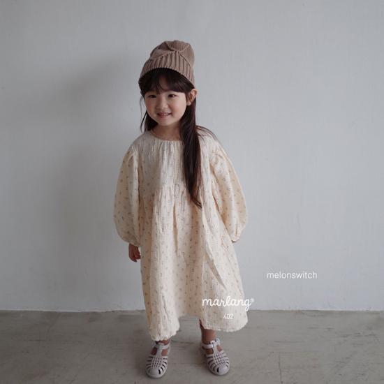 MELONSWITCH - Korean Children Fashion - #Kfashion4kids - Cherry Taste One-piece - 10