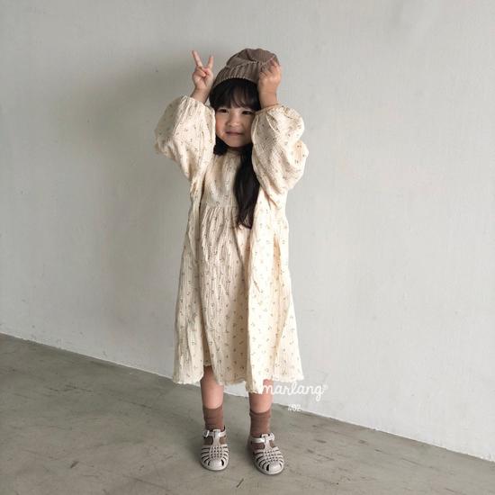 MELONSWITCH - Korean Children Fashion - #Kfashion4kids - Cherry Taste One-piece - 2