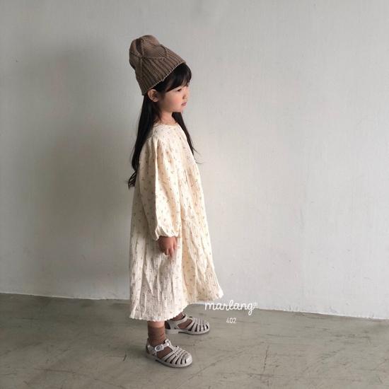 MELONSWITCH - Korean Children Fashion - #Kfashion4kids - Cherry Taste One-piece - 3