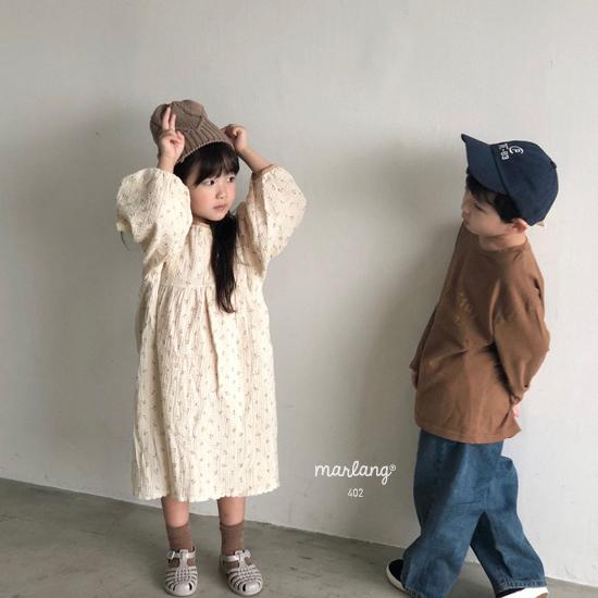 MELONSWITCH - Korean Children Fashion - #Kfashion4kids - Cherry Taste One-piece - 4