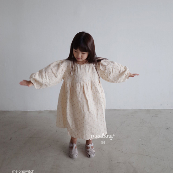 MELONSWITCH - Korean Children Fashion - #Kfashion4kids - Cherry Taste One-piece - 8