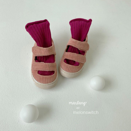 MELONSWITCH - Korean Children Fashion - #Kfashion4kids - Baguette Shoes - 10
