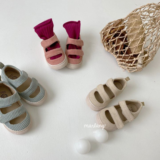 MELONSWITCH - Korean Children Fashion - #Kfashion4kids - Baguette Shoes - 11