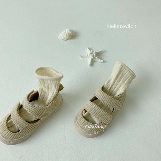 MELONSWITCH - Korean Children Fashion - #Kfashion4kids - Baguette Shoes - 2