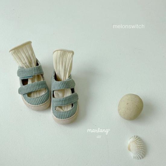 MELONSWITCH - Korean Children Fashion - #Kfashion4kids - Baguette Shoes - 3