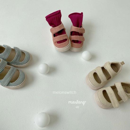MELONSWITCH - Korean Children Fashion - #Kfashion4kids - Baguette Shoes - 4