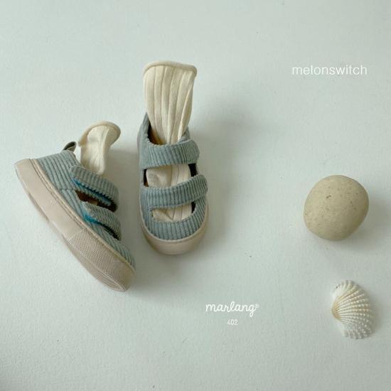 MELONSWITCH - Korean Children Fashion - #Kfashion4kids - Baguette Shoes - 5
